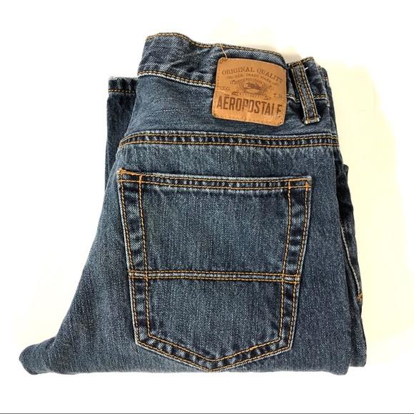 f00207a384c Aeropostale Jeans | Mens Driggs Slim Boot Cut | Poshmark